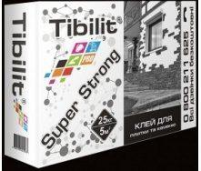 Клей для плитки и камня Tibilit Super Strong 25 кг
