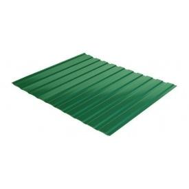 Профнастил Rauni C-10 1190/1140 мм 0,45 мм MAT Polyester SeAH Steel (Корея) RAL 6002