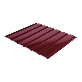 Профнастил Rauni C-18 1174/1128 мм 0,5 мм MAT Polyester SeAH Steel (Корея) RAL 3005