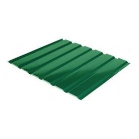 Профнастил Rauni C-18 1174/1128 мм 0,45 мм MAT Polyester SeAH Steel (Корея) RAL 6002