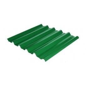 Профнастил Rauni HC-44 1055/1010 мм 0,5 мм MAT Polyester SeAH Steel (Корея) RAL 6002