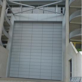 Промышленные ворота Ryterna 11000x5000 мм RAL 9016