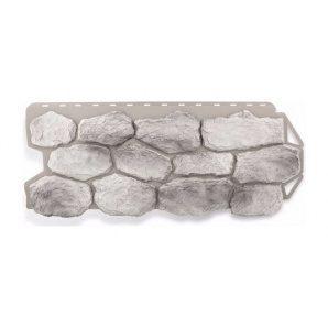 Фасадна панель Альта-Профіль Бутовий камінь 1130х470х20 мм Скандинавський