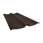 Конек Onduline 900 мм коричневый