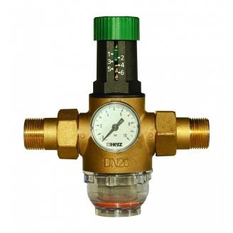 Мембранный редуктор давления HERZ 2682 DN 15 (1268211)