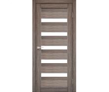Двери межкомнатные PORTO Дуб Грей PR-03 600x200 мм