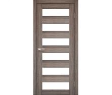 Двери межкомнатные PORTO Дуб Грей PR-04 900x200 мм