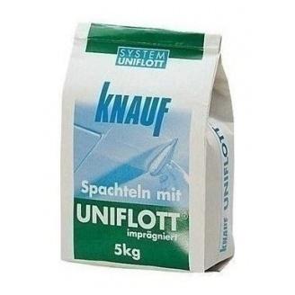 Шпаклівка Knauf Уніфлотт вологостійка 5 кг