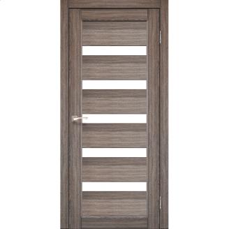 Двери межкомнатные Корфад PORTO Дуб Грей PR-03 600x200 мм