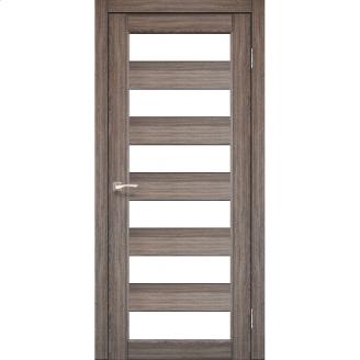Двери межкомнатные Корфад PORTO Дуб Грей PR-04 900x200 мм