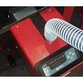Пеллетная горелка Roda RPB-25s на котле Brenner Fest 25 кВт