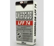 Самовыравнивающаяся смесь Anserglob LFS 74 на цементной основе 25 кг