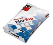 Цементо-песчаная клеевая смесь Baumit Baumacol FlexTop 25 кг