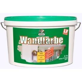 Фарба водно-дисперсійна Dufa Wandfarbe D1а 10 л біла