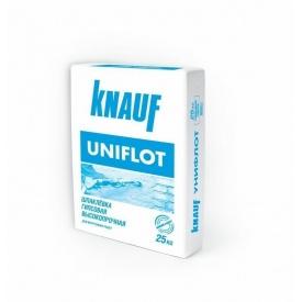 Шпаклевка для швов гипсокартона Knauf Uniflott 25 кг