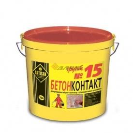 Грунтовка Artisan Бетоконтакт 10 л