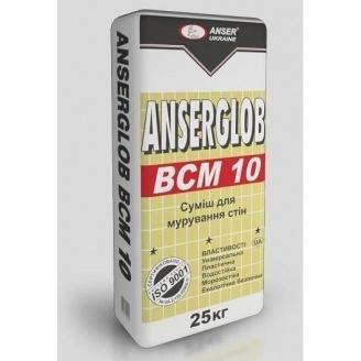 Смесь кладочная Anserglob ВСМ 10 25 кг