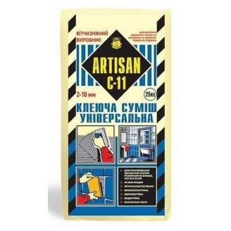 Клей для плитки Artisan С-11 25 кг
