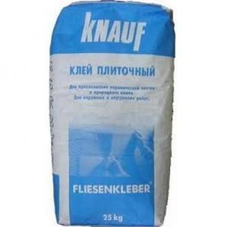 Клей для плитки Knauf Флизенклебер 25 кг