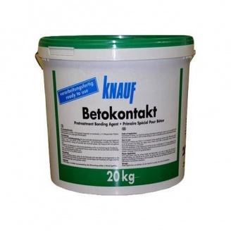 Грунтовка Knauf Betokontakt 20 кг