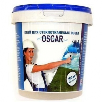 Клей для стеклотканевых обоев Oscar 10 л