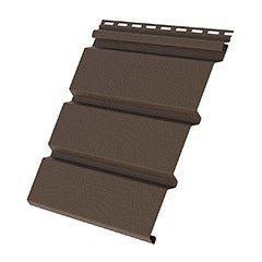 Металлические фасадные панели, металлосайдинг