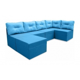 Комплект мягкой мебели Вика Квадро 41+1