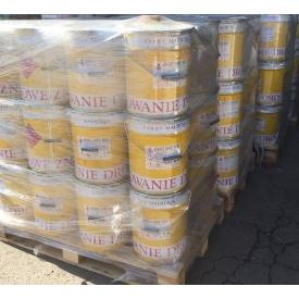 Фарба для дорожньої розмітки BANDAX SPRINT 30 кг біла
