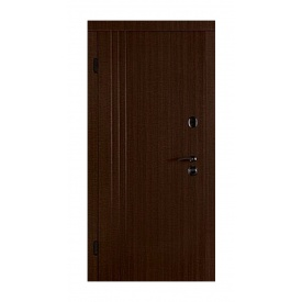 Бронированные двери Флеш-В 980х2040 мм венге