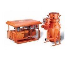 Пневмотранспортная установка Knauf PFT Silomat Е 140 20 л/мин