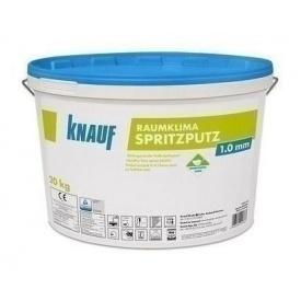 Штукатурка Knauf Diamant Spritzputz тонированная 20 кг