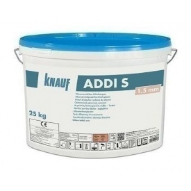 Штукатурка Knauf Addi S тонированная 25 кг