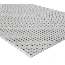 Гіпсокартон Knauf Cleaneo Akustik linear 12/25R 4FF 12,5х1200х2000 мм білий