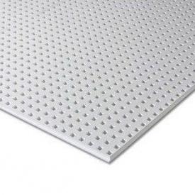 Гіпсокартон Knauf Cleaneo Akustik linear 12/25Q 4FF 12,5х1200х2000 мм білий
