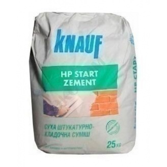 Суміш Knauf HP Старт цемент 25 кг