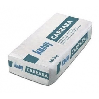 Штукатурка Knauf Carrara 1,0 мм 30 кг