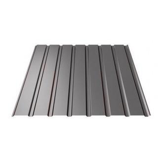 Профнастил Ruukki Т15-115 Pural Matt фасадный 13,5 мм черный