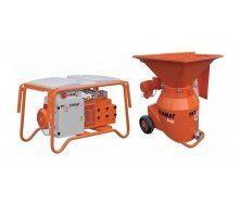 Пневмотранспортная установка Knauf PFT Silomat trans plus 100 20 л/мин