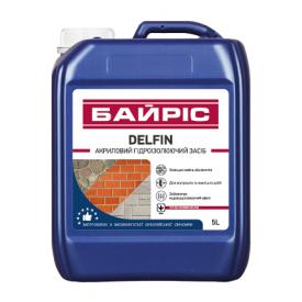 Акриловое гидрофобное средство Байрис Delfin 5 л