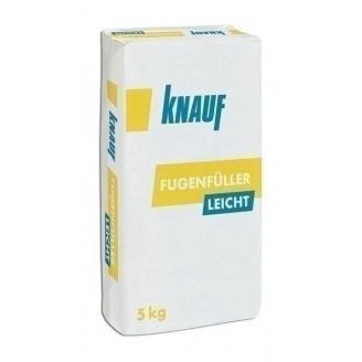 Шпаклевка Knauf Fugenfuller Leicht 5 кг