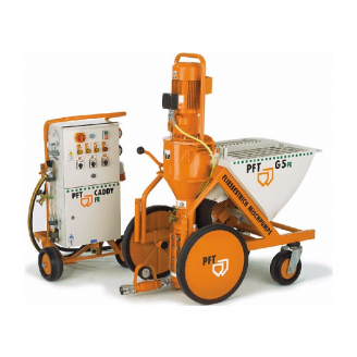 Штукатурная машина Knauf PFT G 5 Estrich 6-85 л/мин