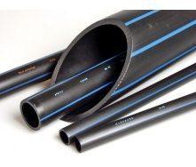 Трубa полиэтиленовая SDR 17  Pу10 50 мм