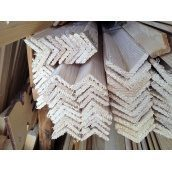 Куток дерев'яний сосна 5х20х2500 мм