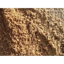 Пісок намивний навалом