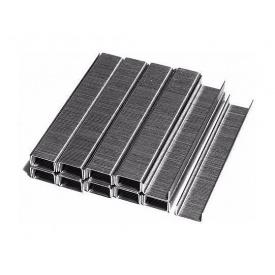 Скоба посилена металева 12 мм (1000 шт)