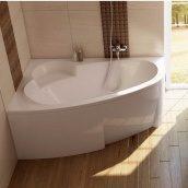 Ванна акриловая RAVAK Asymmetric асимметричная 150x100 см левая