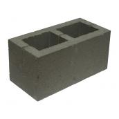 Бетонный блок Ореол-1 стеновой стандартный 390x190x188 мм (С)