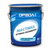 Мастика битумно-полимерная Ореол-1 БиТЕП 10 кг