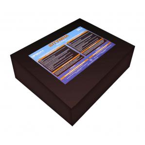 Мастика Ореол-1 Кровельная битумно-полимерная 10 кг