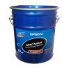 Мастика битумно-каучуковая Ореол-1 Универсальная 10 кг